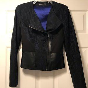 Tahari Moto Jacket